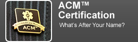 ACM Certification