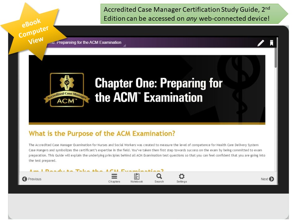 acma : acm web-based study guide