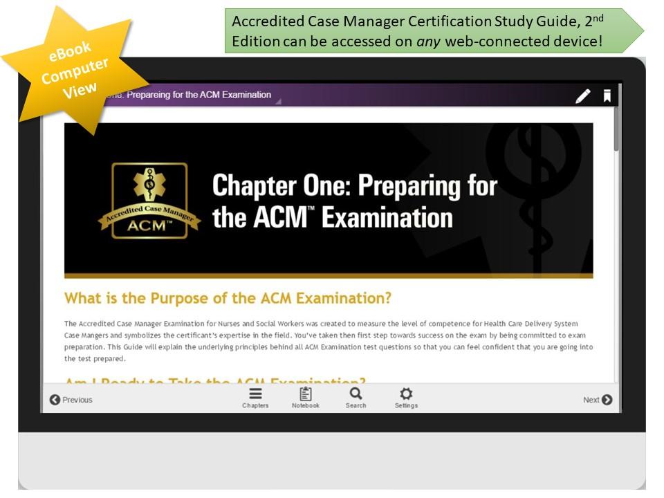 Acma Acm Web Based Study Guide